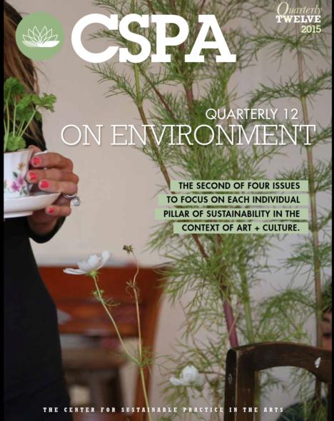 CSPA Q ON ENVIRONMENT